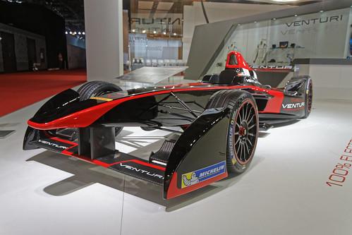 Spark-Renault SRT-01E - Mondial de l'Automobile de Paris 2014 - 006