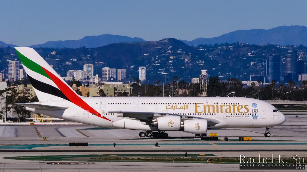 A6-EEL - A388 - Emirates