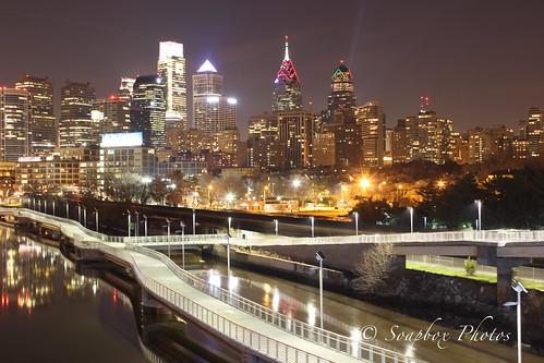 """Philadelphia Skyline"""