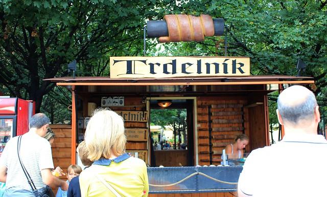 Comidas de rua e restaurantes em Praga