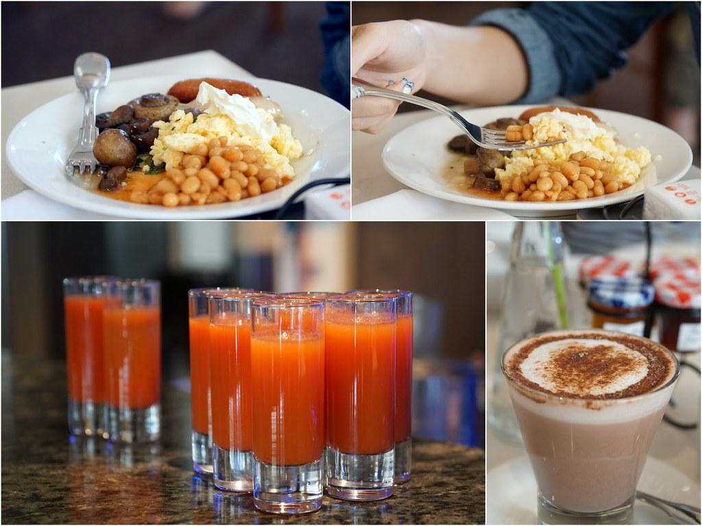 Gold Coast - sofitel broadbeach breakfast 3
