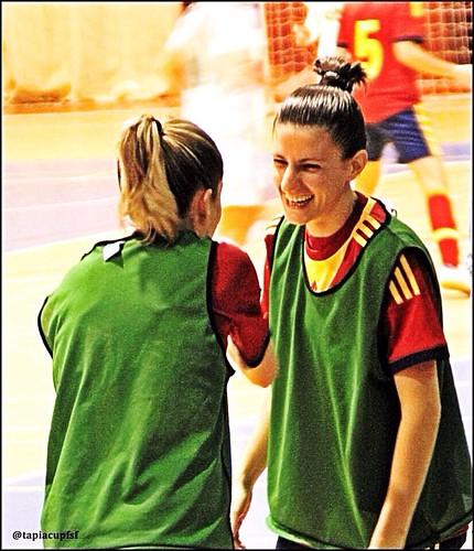 AionSur 16003549735_2606868f8e_d Goleada y clasificación para semis como primeras de grupo Deportes Fútbol Sala