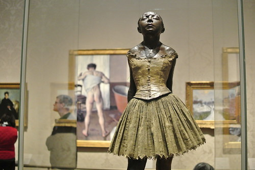 Degas' Little Dancer