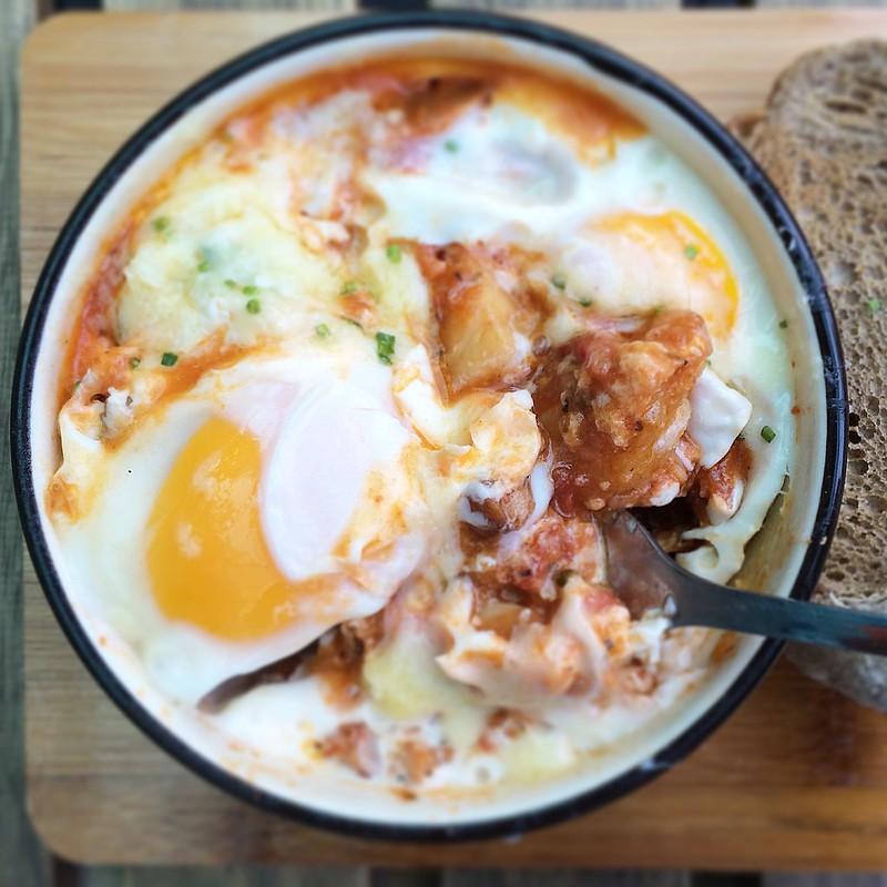 Metal Box, Empire Damansara - good breakfast, brunch