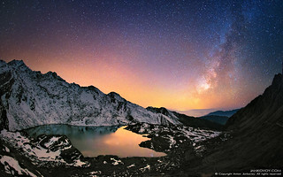 Quiet Starry Night