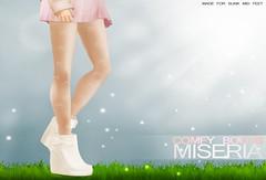 Miseria - Comfy Boots