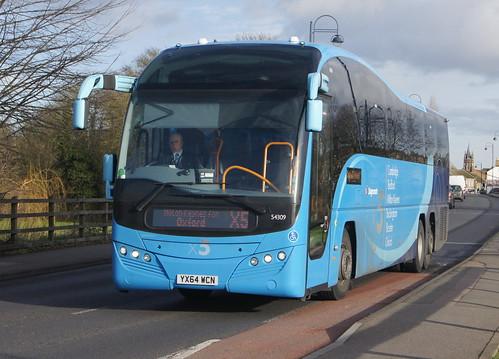 Stagecoach X5 Elites