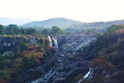 india nature falls karnataka bharachukki nikonj4