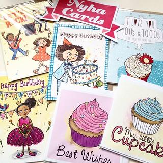 Birthday Cards Galore