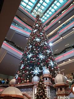 12 CIRCLEG 又一城 巨型聖誕樹 (1)