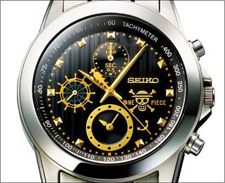 SEIKO海賊王15週年紀念錶推薦!