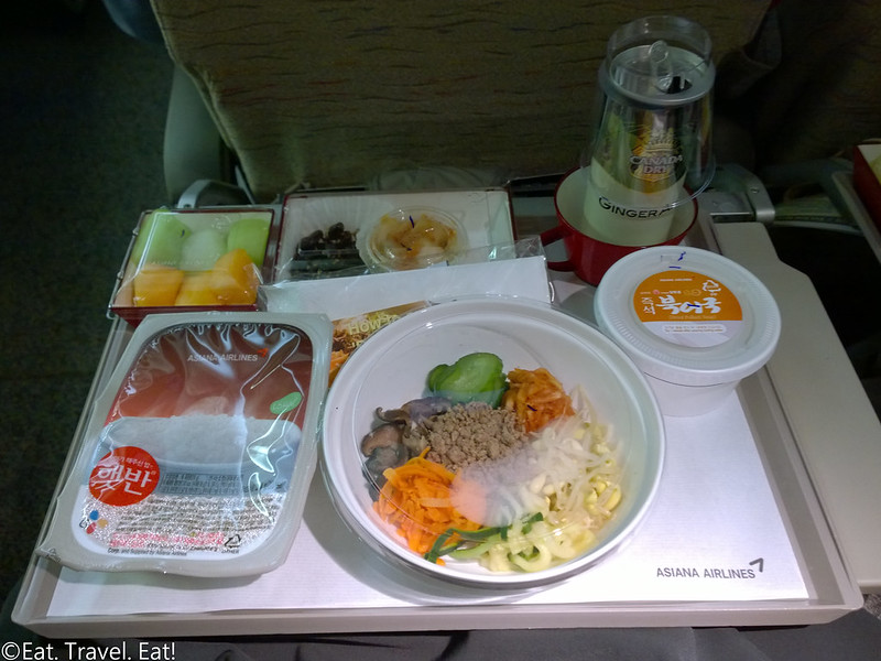 Asiana Airlines LAX-ICN: OZ 203