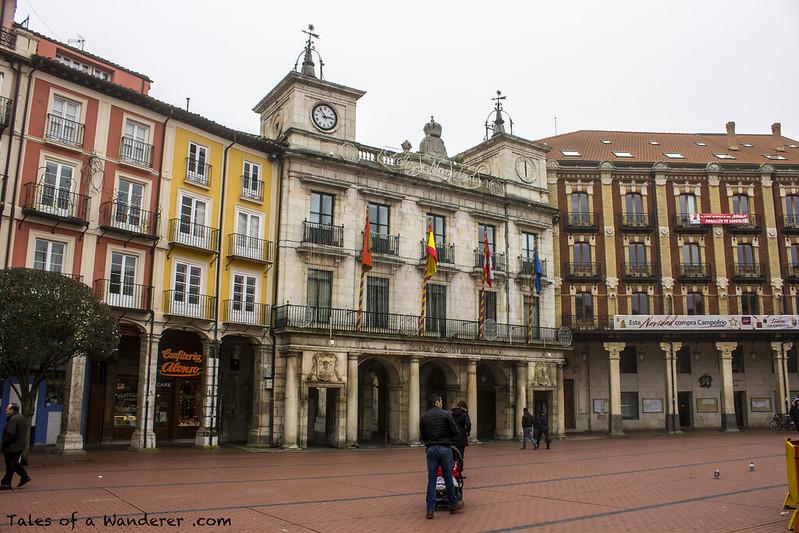 BURGOS - Ayuntamiento de Burgos