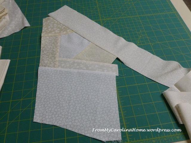 White Mini-Quilt 5