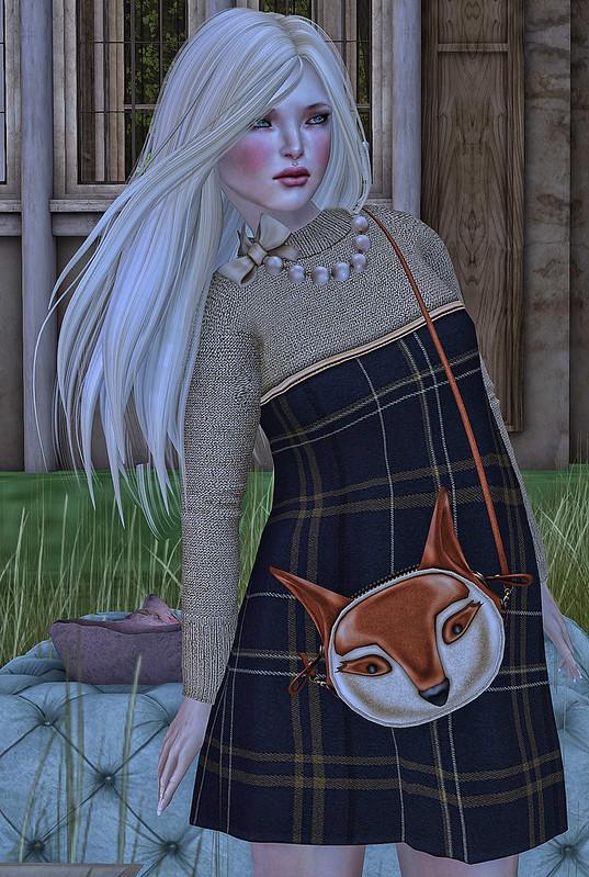 Wintery Dresses