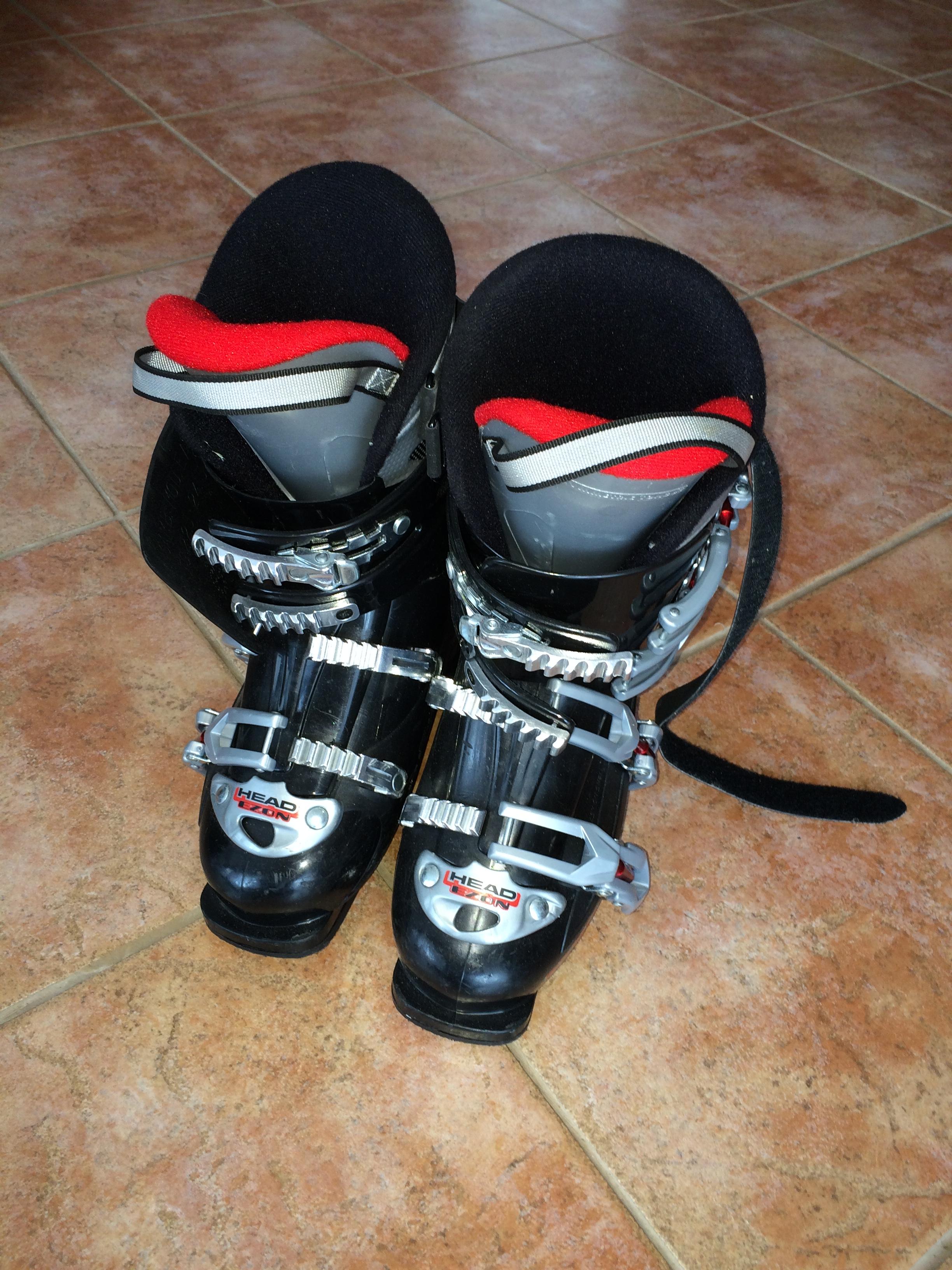 lyžařské boty HEAD 24 7c19c64a25