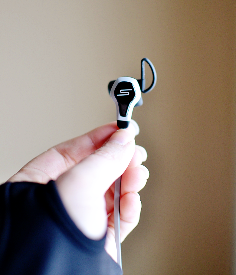 In-Ear heart rate monitor headphones #SMSAudio #BioSport #ad