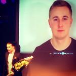 #PokerAwards 2014 Vuoden pokeripelaaja 2014: Niko Soininen! Casino Helsinki onnittelee.  #casinohelsinki #chpokeri #pokeri