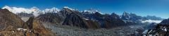 View from Gokyo Ri - Khumbu - Nepal