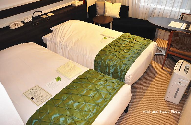 日本大阪住宿Hotel granvia osaka05
