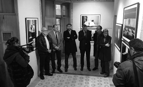 """Apertura exposición """"Airiños Aires, Rosalía"""""""
