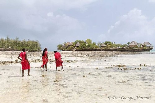africa travel red people beach square tanzania tide scenic lifestyle explore squareformat warrior zanzibar lowtide istock discovery masai gettyimages myworks hakunamatata nungwi pongwe polepole microstock iphoneography instagramapp uploaded:by=instagram