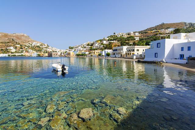 Leros Island, Greece