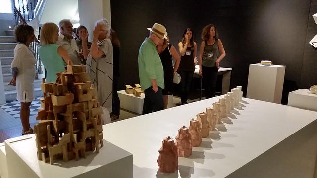18a Biennal de Ceràmica d'Esplugues Angelina Alós