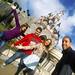 Frente al Castillo de Disneyland París