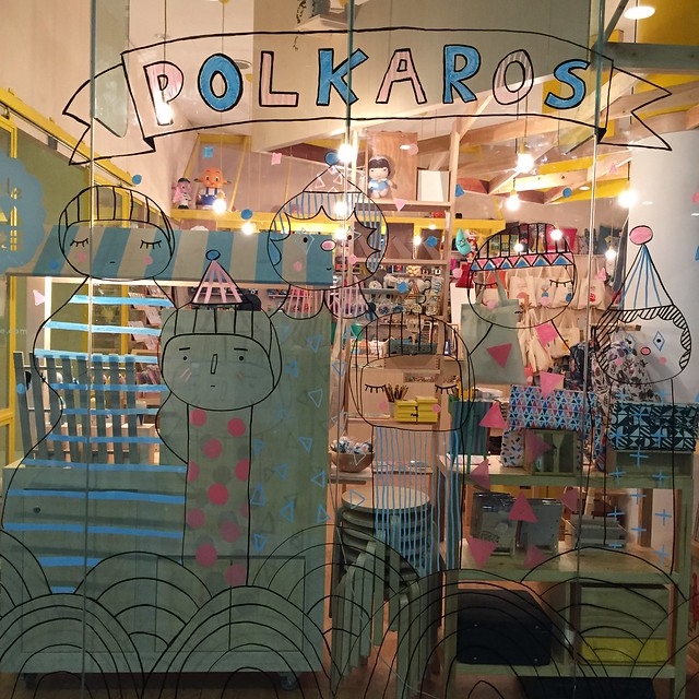Polkaros Pop Up