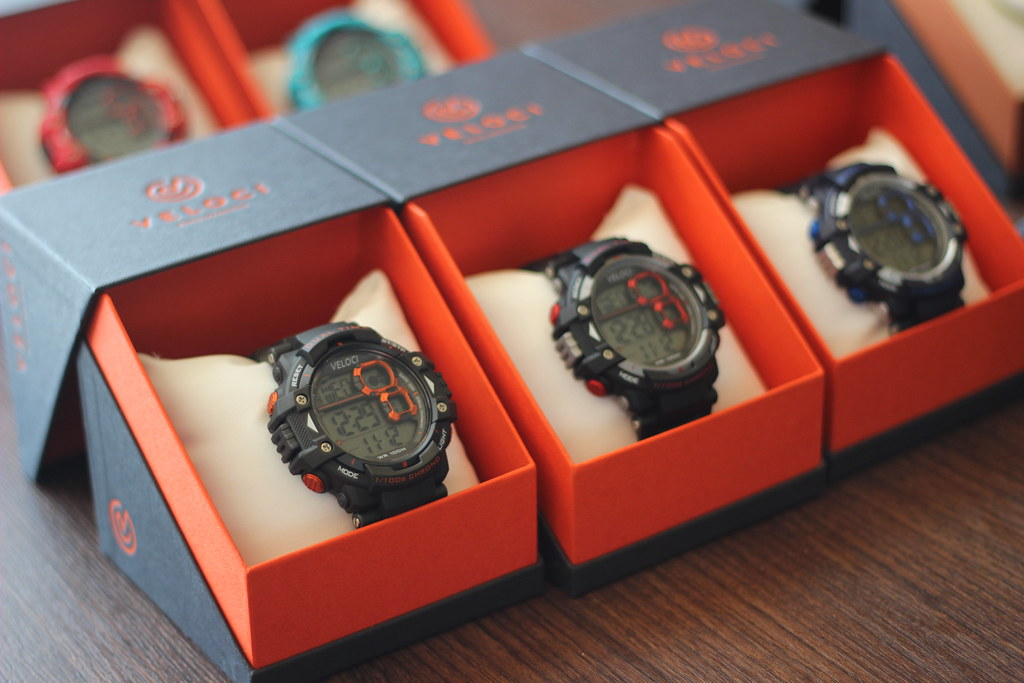 VELOCI Time Collection