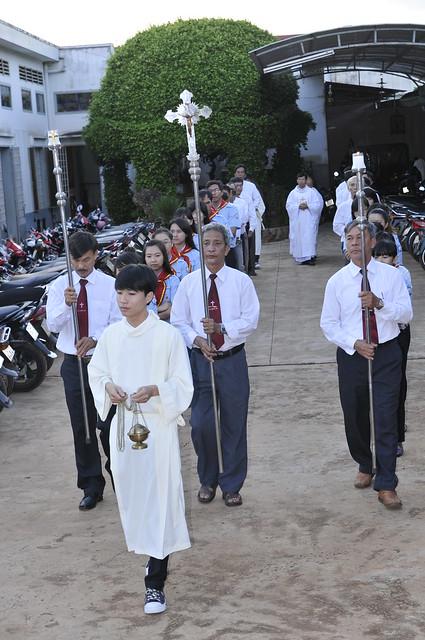 [Hình ảnh] Lễ Đức Giêsu Kitô Vua Vũ Trụ - Bổn Mạng Giáo xứ Bình Ba