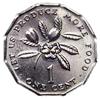 Jamaica 1cent coin