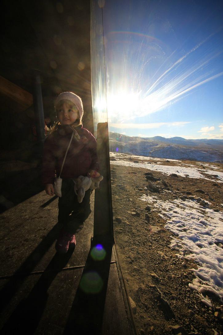 Snøhetta näköalapaikka Norjassa I @SatuVW I Destination Unknown