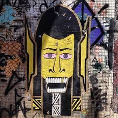#Sampa #streetart #wheatpaste by Sid Ferraz
