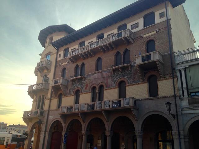 Postmodern Apartments in Padua