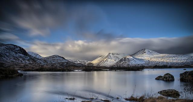 Rannoch Moor Glencoe Scotland 12/2014