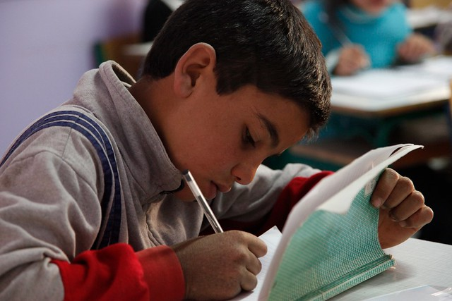 Getting Syria's children back to school in Lebanon
