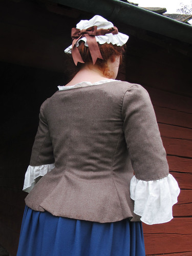 18th century common woman - 34