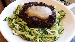 Zucchini Noodles & Sauce