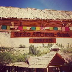Pueblo Artesanal de Horcón #ajayugram