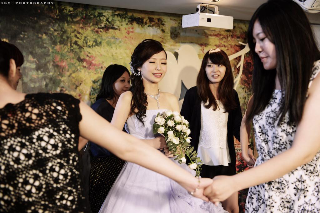 天空婚禮攝影195