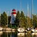 Mimico Cruising Club lighthouse