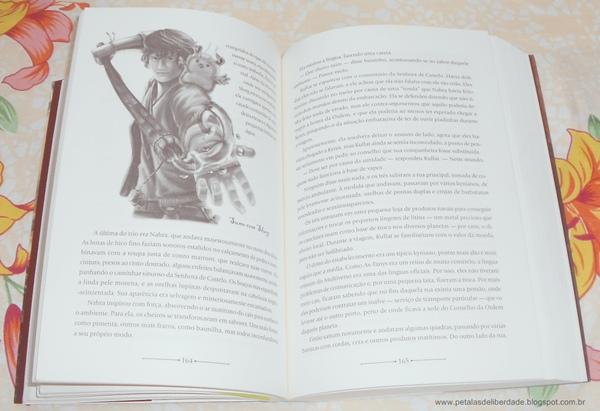 Diagramação, ilustração, Crônicas dos Senhores de Castelo, Maré Vermelha, G. Brasman & G. Norris, livro, série, ficção, resenha, trechos, Verus, sorteio, marcadores