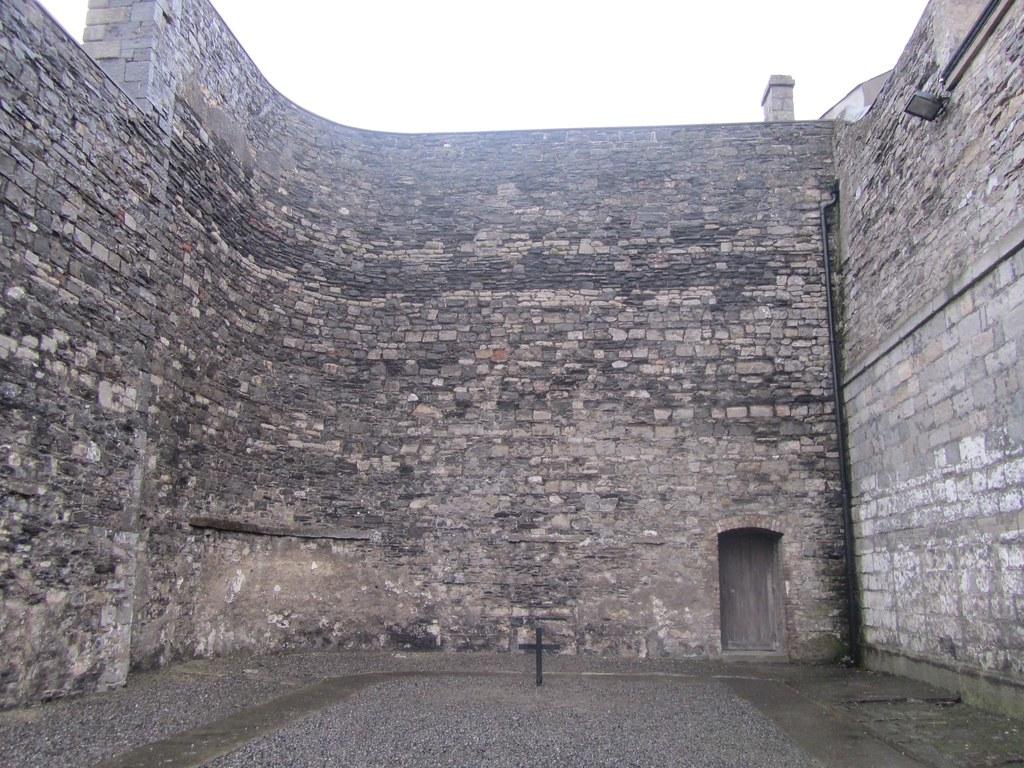Patio de Kilmainham Gaol