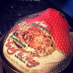 Turkey prep time! #thanksgiving #turkey #cooking