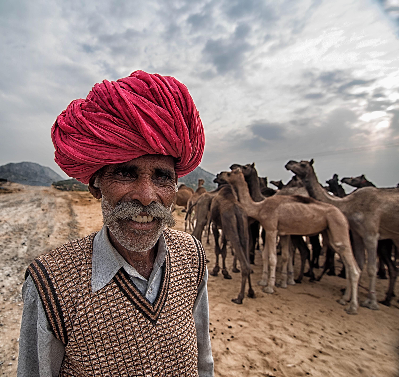 Pushkar Smile