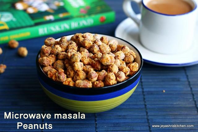 Microwave-peanuts