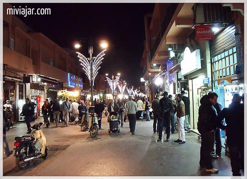 rue Bab Agnaou Marrakech