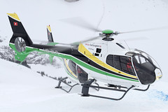 Eurocopter EC120, HB-ZLR, Swiss Helicopter AG